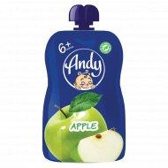 Пюре «Andy» яблочное, 90 г.