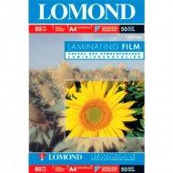 Пленка для ламинирования «Lomond» 80 мкм, 1302141