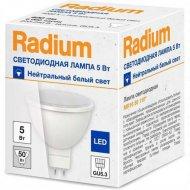 Светодиодная лампа «Radium» RL MR16 50 5W 220V WFL 840 GU5.3.