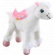 Игрушка детская мягконабивная «Лошадка-Пегас».