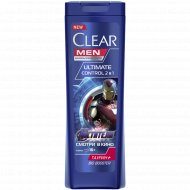 Шампунь-бальзам для волос «Clear Vita Abe» Ultimate Control 2в1, 400 мл