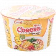 Лапша быстрого приготовления «Доширак Cheese рамен» с сыром, 95 г.