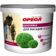 Шпатлевка «Ореол» влагостойкая, для наружных работ, 1.5 кг