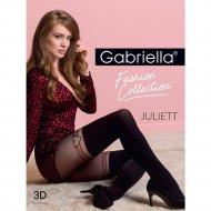 Колготки женские «Gabriella» Juliett, 60 den, размер 2, Nero