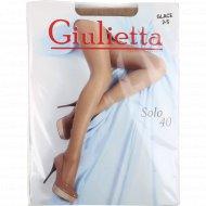 Колготы женские «Giulietta» solo, 40 den, glace.
