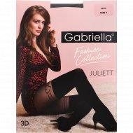 Колготки женские «Gabriella» Juliett, 60 den, размер 3, Nero