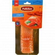 Сёмга «РыбаХит» филе-кусок солёная, 200 г.