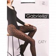 Колготки женские «Gabriella» Caty, 40 den, размер 3, Nero
