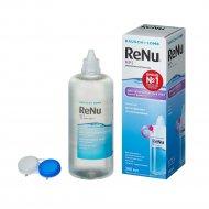 Раствор универсальный «ReNu MPS» для контактных линз, 360 мл.
