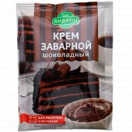 Крем «Заварной» шоколадный, 100 г.