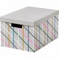 Коробка с крышкой «Тьена» разноцветная, 1 шт.