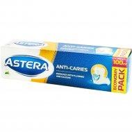 Зубная паста «Astera» Active Anti-Caries, 100 мл.