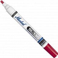 Маркер на основе жидкой краски «Markal» SL 130 красный.