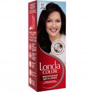 Крем-краска для волос «Londa color» темно-пепельный, 4.1.