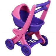 Игрушка детская «Коляска для кукол. Люлька» 0121/02.