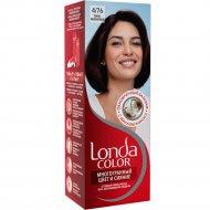 Крем-краска для волос «Londa color» темно-каштановый, 4.76.
