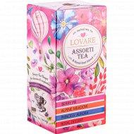Чай цветочный «Lovare» ассорти, 24 х 1.5 г.