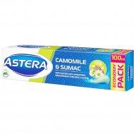 Зубная паста «Astera»Active + Sumac&Chamomile, 100 мл.