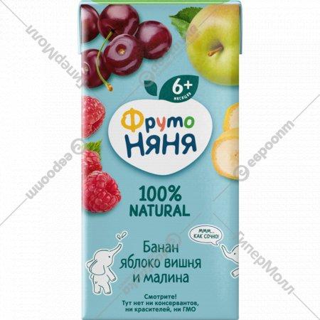 Нектар «Фруто Няня» из смеси фруктов, 0.2 л.
