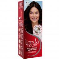 Крем-краска для волос «Londa color» золотисто-каштановый, 4.77.
