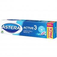Зубная паста «Astera» Active 3, 100 мл.