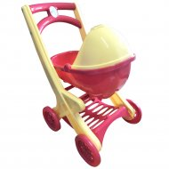 Игрушка детская «Коляска для кукол. Люлька» 0121/01.