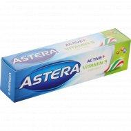 Зубная паста «Astera»Active + Vitamin 3, 100 мл.