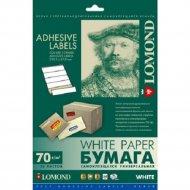 Бумага самоклеящаяся «Lomond» 50 листов, 2100245