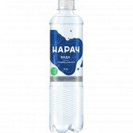 Вода питьевая «Нарач» среднегазированная 0.5 л.
