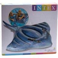 Плот надувной «Intex» Скат, 57550, 188х145 см