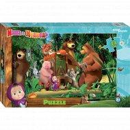 Пазл «Step Puzzle» 90048 maxi 24 «Маша и Медведь - 2»