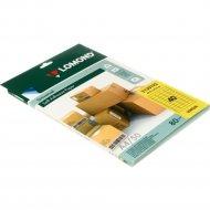 Бумага самоклеящаяся «Lomond» 40 листов, 2120195