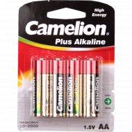 Элемент питания «Chamelion» Plus Alkaline (LR6-ВР4, 1.5В), 4 шт.