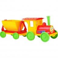 Игрушка «Поезд с прицепом» 013115/3.