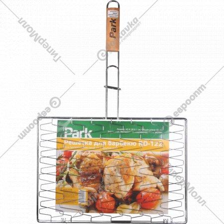 Решётка для барбекю 40x28x1 см.