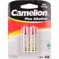 Элемент питания «Chamelion» Plus Alkaline (LR6-ВР2, 1.5В).