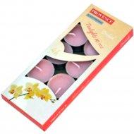 Набор свечей ароматизированных «Provence» орхидея, 10 шт.