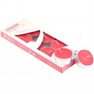 Набор свечей ароматизированных «Provence» роза, 1.5х4 см, 10 шт.
