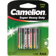 Элемент питания «Chamelion» Super Heavy Duty (R03P-ВР4G).