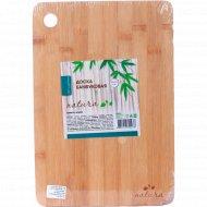 Доска «Nature» бамбуковая, 32х22 см.