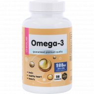 Комплексная добавка пищевая «Омега-3» 90 капсул