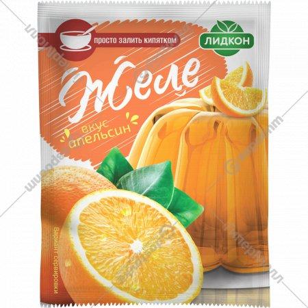 Желе «Апельсинчик» 80 г.