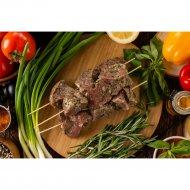 Полуфабрикат шашлык из говядины от шеф-повара Чикилевского , 0.9 кг.