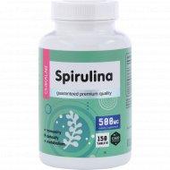 Комплексная пищевая добавка «Chikalab» спирулина, 150 таблеток