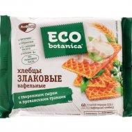 Хлебцы злаковые «Eco Botanica» с творожным сыром и травами, 75 г