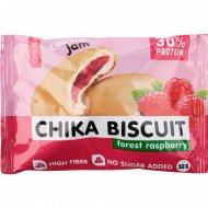 Печенье неглазированное «Chikalab» бисквит лесная малина, 50 г