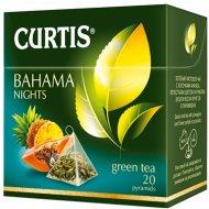 Чай зелёный «Curtis» багамские ночи, 20 пакетиков.