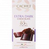 Шоколад горький «Kim`S Chocolates» 85 %, 100 г.