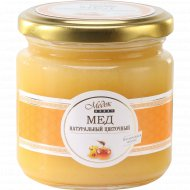 Мёд натуральный цветочный(стекло) 250г