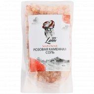 Розовая каменная соль «Lunn» 100 г.
